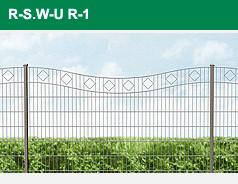 Legi Ziergitter R-S. W-U. R-1.