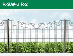 Legi Ziergitter R-S. W-U. R-2.