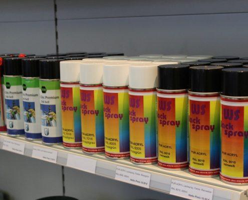 Lack Spray